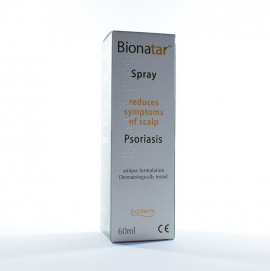 Boderm Bionatar Spray Κατά Της Της Ψωρίασης 60ml