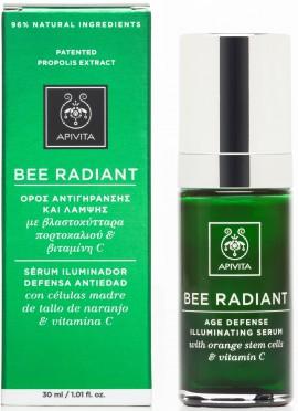 Apivita Bee Radiant Ορός Αντιγήρανσης & Λάμψης 30ml