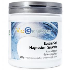 Viogenesis EPSOM SALT 500gr