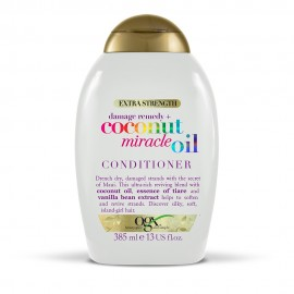 OGX Coconut Miracle Oil Conditioner Αποκατάστασης 385ml