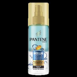 Pantene Micellar Καθαρισμός & Περιποίηση Σπρέι Χωρίς Ξέβγαλμα 150ml