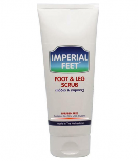 Imperial Feet Foot & Leg Scrub για Πόδια και Γάμπες 150ml