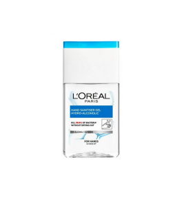 LOreal Hand Υδροαλκοολικό Αντισηπτικό Gel Χεριών 125ml