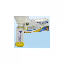ASEPTA BREATHECARE CHAMBER Συσκευή Εισπνοής Φαρμάκου με Αντιστατική Βαλβίδα. Κατάλληλη για 1-5 Ετών.