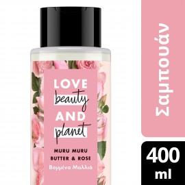 Love Beauty and Planet ΣΑΜΠΟΥΑΝ ROSE BAMMENA 400ML