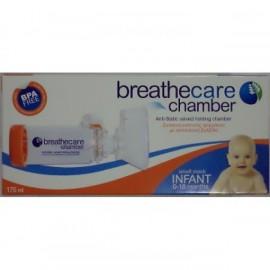 ASEPTA BREATHECARE CHAMBER Συσκευή Εισπνοής Φαρμάκου με Αντιστατική Βαλβίδα. Κατάλληλη για 0 - 18 Μηνών.