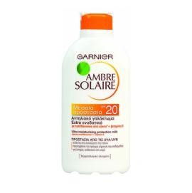 Garnier Ambre Solaire Sun Protection Lotion Ultra Hudrating SPF20 200ml
